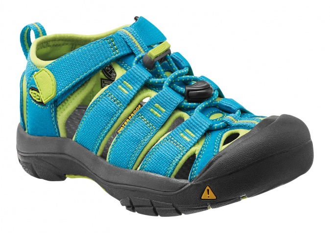 KEEN NEWPORT HAWAIIAN BLUE/GREEN v.35-39