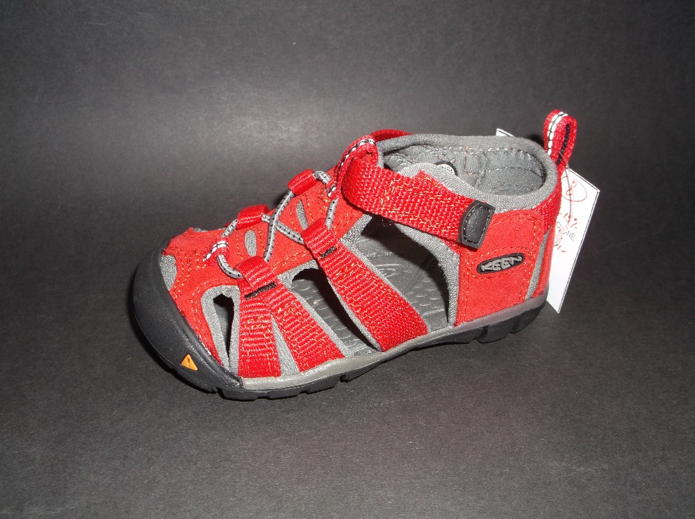 KEEN SEACAMP CNX RACING RED v.34-39